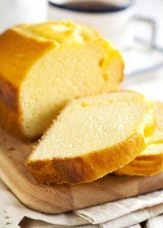 plumcake alla curcuma e limone