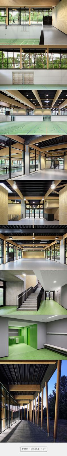 loewer + partner supports sports complex with angled piloti - created via http://pinthemall.net
