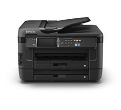 Epson WorkForce WF-7620DTWF 4800 x 2400DPI Inkjet A3 18ppm Wi-Fi Black multifunctional - multifunctionals (Inkjet, Colour printing, Colour copying, Colour scanning, Colour faxing, 20000 pages per month): Amazon.co.uk: Computers & Accessories