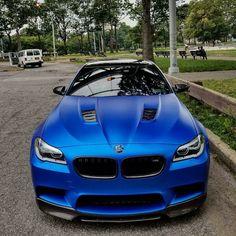 Nice Keep It Coming Y Cars Hot Bmw M5 F10 Blue