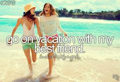 Teen Bucket List | need to totally do with BFF