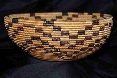Washoe Indian Basket
