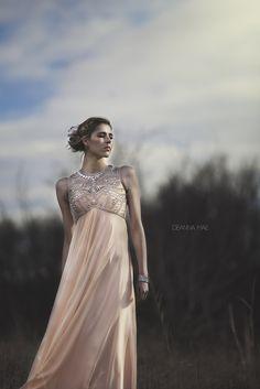 Beauty, Modern, Natural Light, Portrait, The Dress