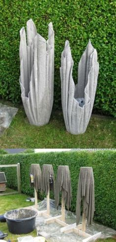 Garden Structures can be used to turn a garden into an outdoor living space and so much more. There are many options available for both big and small gardens diy easy garden ideas 36 Amazing Garden Structure Design Ideas Diy Garden, Garden Crafts, Garden Projects, Small Garden Ideas Diy, Diy Projects, Garden Rake, Garden Boots, Recycled Garden, Night Garden