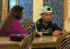 Big Brother: Luisa Zissman, Dappy taking their affair to the next level (see pics)