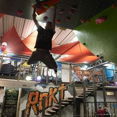 Rokt Climbing Gym | Brighouse | Towns & Villages