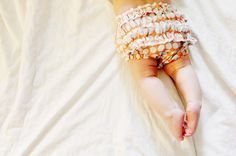 Tutorial: Ruffle bum diaper covers