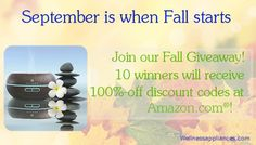 #Win an Essential Oil Diffuser! 10 #winners will receive... IFTTT reddit giveaways freebies contests