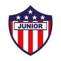 Atletico Junior Logo. Get this logo in Vector format from https://logovectors.net/atletico-3/