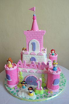 alain's castle cake | Flickr - Photo Sharing!