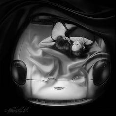 фото: Aston Martin | фотограф: Ilona Pulkstene | WWW.PHOTODOM.COM Aston Martin, Darth Vader, Black And White, Fictional Characters, Black N White, Black White, Fantasy Characters