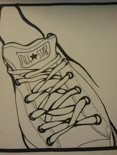 Want to do something similar with screen printing a mono print of the shoe in different colors