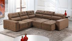 sofa retratil e reclinavel - Pesquisa Google