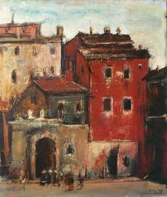 Corneliu Baba - Venice, 1957