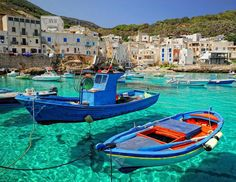 Isola di Levanzo - Sicily - Italy