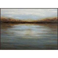 Reflected Waters 70x50