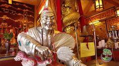 Kiew Tian Keng Shrine Phuket |  Luxury Villas Phuket - YouTube