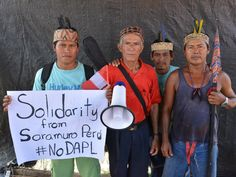 Tell the Peruvian authorities to implement an urgent action plan to ensure that not one more oil spill takes place along the Northern Peruvian Oil Pipeline.