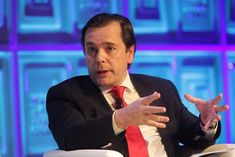 NH Hotels Fears a Rival May Buy Chinese Investor HNAs Stake  Pictured is Federico J. González Tejera co-chairman of NH Hotels on April 16 2015. Minority shareholder HNA Group wants to sell its stake in NH Hotels which doesn't want a strategic investor to get a piece. World Travel & Tourism Council  Skift Take: NH Hotels has been on a corporate rollercoaster ride over the past couple of years with HNA Groups minority shareholding being the principle catalyst. Things have quieted down recently…