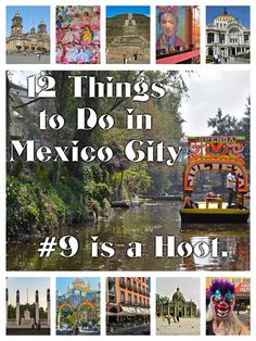 Mexico City is bustling with history and culture, frenetic energy, colonial architecture, vibrant street art, cantinas, markets and the world-class museums. http://luggageandlipstick.com/mexico-city/