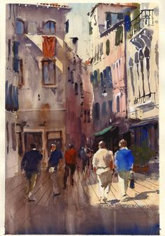 Keith Hornblower published Venice   Venice - Demo No.2