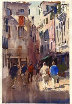 Keith Hornblower - Venice - Demo No.2