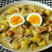 Brambory se dvěma druhy hub na kyselo – U Miládky v kuchyni Hub, Ethnic Recipes, Food, Essen, Meals, Yemek, Eten