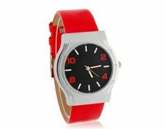 Tanboo Caite Women's Analog Watch with PU Leather Strap (Red) by Tan Watches. $10.99. Brand:Caite. Water resistant desgin. Style:Casual. Comfortable to wearComfortable to wearWater resistant desginAble to avoid strong tap water from shower or faucet directly affecting your watch. Gender:Women. Comfortable to wearWater resistant desginAble to avoid strong tap water from shower or faucet directly affecting your watchBrand:CaiteGender:WomenStyle:CasualDisplay Type:Ana...