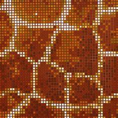 #Bisazza #Decorations Opus Romano Giraffa | Feinsteinzeug | im Angebot auf #bad39.de 374 Euro/Pckg. | #Mosaik #Bad #Küche