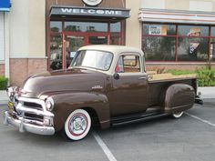 Chevy truck 1954...Call today or stop by for a tour of our facility! Indoor Units Available! Ideal for Outdoor gear, Furniture, Antiques, Collectibles, etc. 505-275-2825