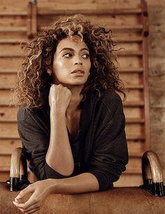 Beyonce é uma de minhas Ídolas
