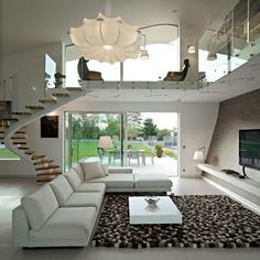 WHITE SECTIONAL... Sillon esquinero