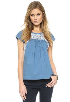 calla blouse / ulla johnson