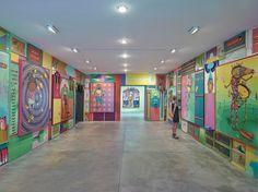OSGEMEOS - Exhibitions - Lehmann Maupin