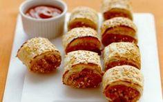 Cottage vege rolls