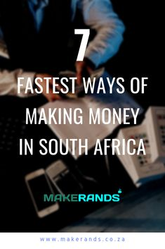 There are hundreds of ways to make money in South Africa, but if you& like me then am sure you& want to& The post How To Make Money Fast in South Africa appeared first on MakeRands. Make Money Fast Online, Way To Make Money, Blog Online, Online Work, Freelance Online, Editing Skills, Marketing Program, Article Writing, How To Start A Blog