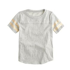 Girls' Football Tee