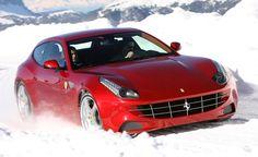 Ferrari FF V12 2011