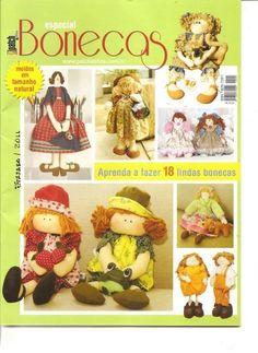 Bonecas.Журнал по текстильной кукле.. Обсуждение на LiveInternet - Российский Сервис Онлайн-Дневников