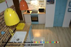 Apartment for Rent COLORSArt & GARAGE Szczecin - for rent for the day.-  do wynajęcia na doby.  E-mail:colorsart@onet.pl  Tel. +48 690894777