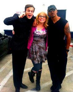 Reid, Garcia, and Morgan