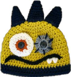 I am slightly obsessed with baby hats!