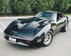 Sure by the time the 1980 Corvette hit showrooms it was a facelift of a 12 year old model but, 31 years on, it still has style that sets the heart racing.