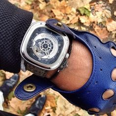 Stylish Watches for men - Watch Anish