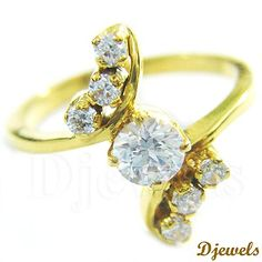 <p><strong>GENERALLY SHIPS BY EMS SPEED POST.</strong></p><br /><p><strong>FOR SHIPPING THROUGH FED EX, PLS ADD U$50.</strong></p><br /><p><strong></strong></p><br /><p>Laverna Engagement Ring in Hallmarked Gold See more Engagement Rings from our 10,000+ Stunning Diamond Jewellery Designs</p> [Rs    26,299]