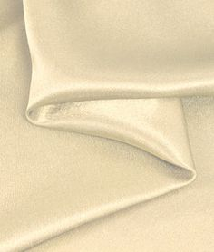 Honey Crepe Back Satin Fabric