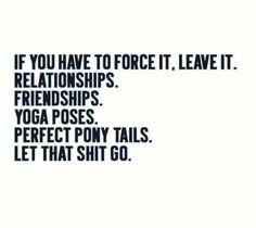 Let it go, let it go. @thecoveteur