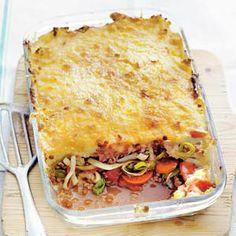 Recept - Veggie shepherd's pie - Allerhande