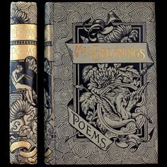 IsFive Books: Various Turn of the Century Decorative Cloth Publisher Bindings Part 2