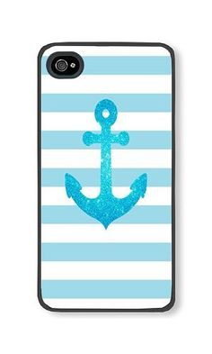 iPhone 4/4S Phone Case DAYIMM Blue Glitter Anchor Blue White Stripes Black PC Hard Case for Apple iPhone 4/4S Case DAYIMM? http://www.amazon.com/dp/B017LCASUG/ref=cm_sw_r_pi_dp_6y.qwb0AZZT7T
